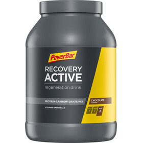 PowerBar Recovery Active Dose Chocolate 1210g